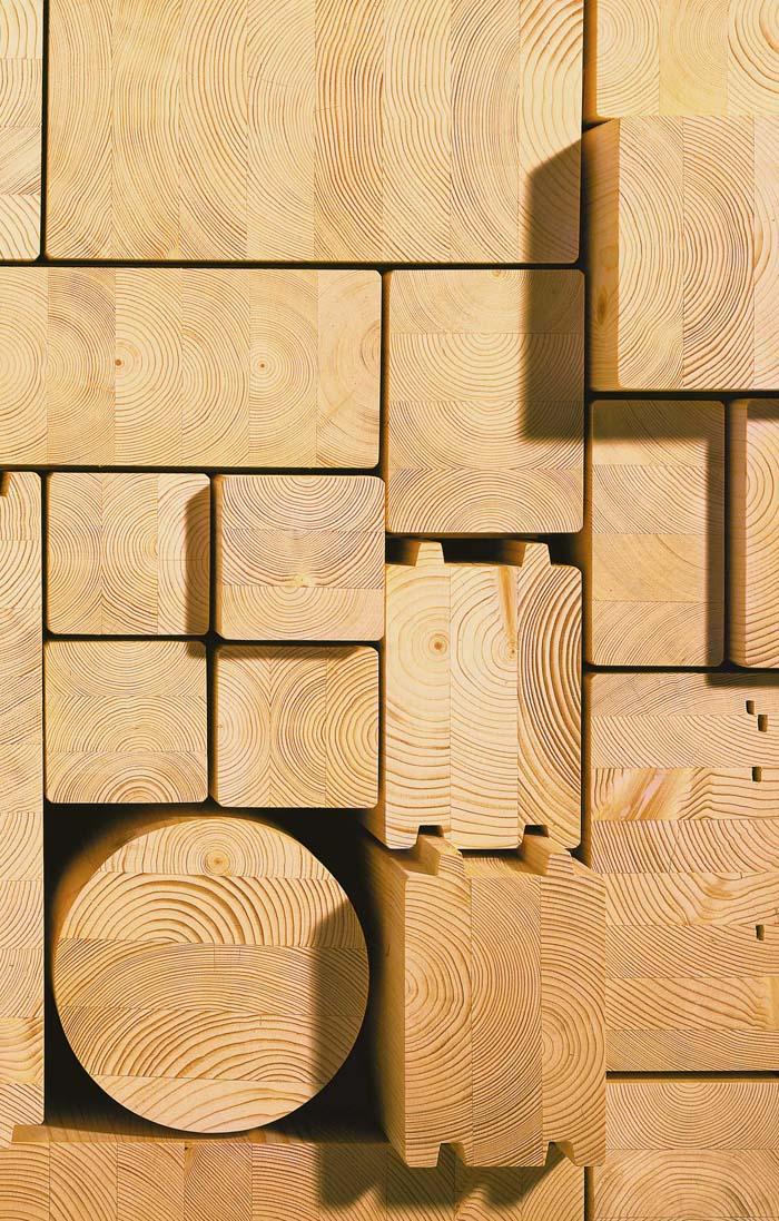 Négoce de Bois en France : Agence Boinet, avec du bois Lamellé collé en stock
