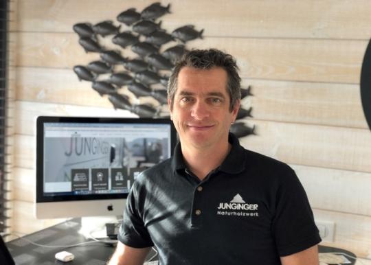 Frédéric Boinet : responsable du marché Français pour le KVH Junginger