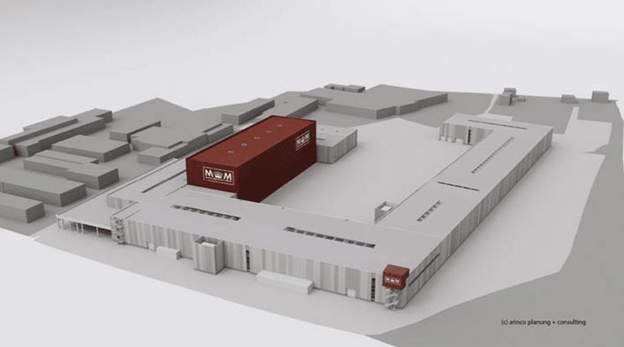 Investissement nouvelle usine CLT Mayr-Melnhof