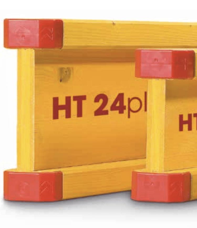 Agence Boinet : Fournisseur Poutre bois de coffrage à béton HT20plus