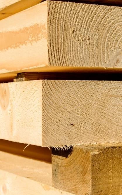 Agence Boinet : Bois d'Ossature mixables pour Négoces