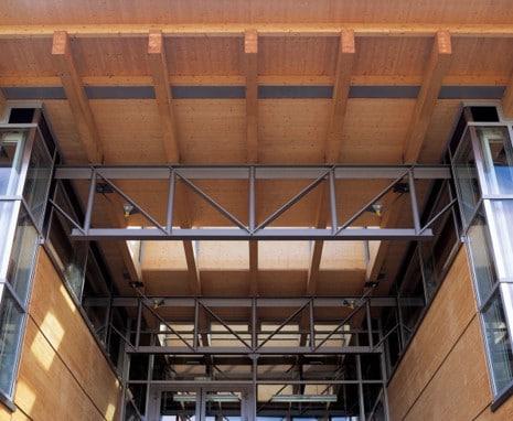 Agence Boinet : Importateur Panneaux bois porteurs et écologiques